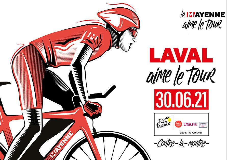Laval aime le tour a567786056